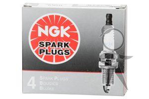 Spark Plug, Resistor Style, Bosch - WR7CC