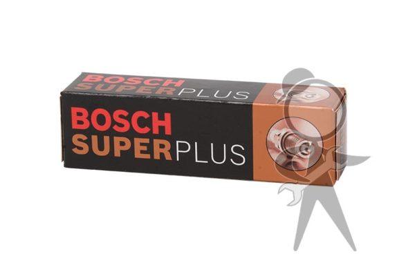 Spark Plug, Bosch, Resistor - WR8AC