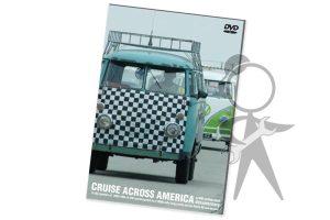 Cruise Across America DVD - ZVD-005-295
