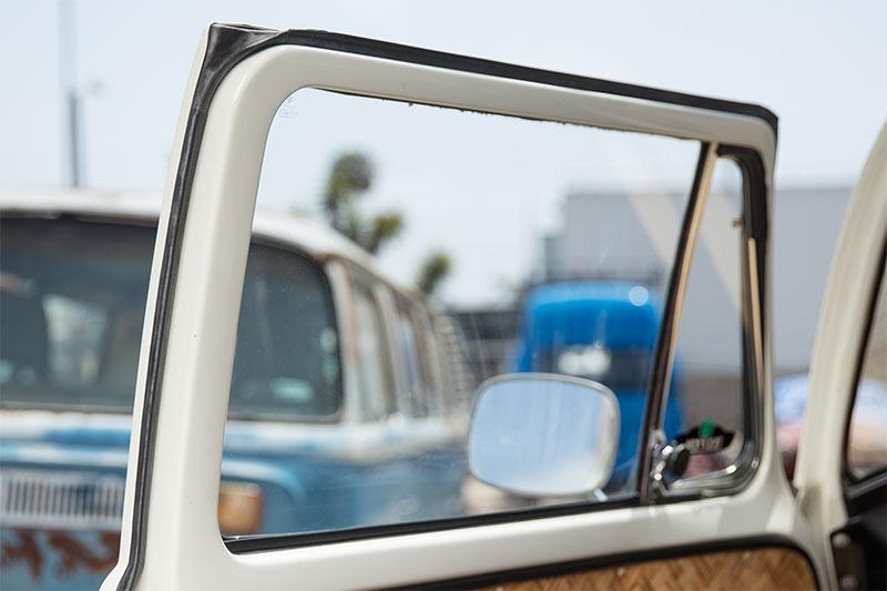 split bay window 1964-1979 german VW T2 Rear hatch seal