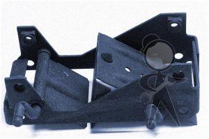 Air Flap, Fan Shroud, Left USED - 113-119-209 A U