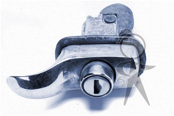 Handle, Deck Lid, Locking w/Keys USED - 113-827-503 F U