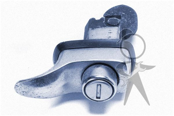 Handle, Deck Lid, Locking w/Keys USED - 113-827-503 H U