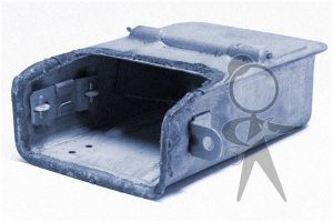 Ashtray Track Housing USED - 113-857-305 A U