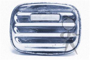 Ashtray, Rear, Chrome w/Pull Handle USED - 113-857-405 B U