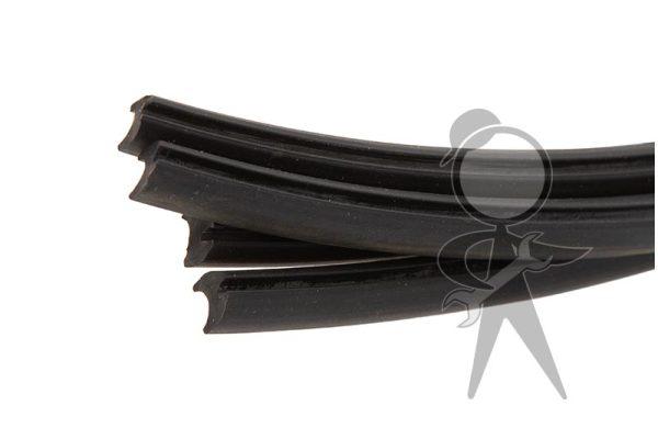 Beading, Bumper Overrider (4 pc Set) Wide - 141-707-241 ST
