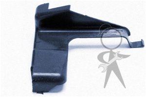 Plastic Door Latch Cover, Left USED - 211-837-105 C U