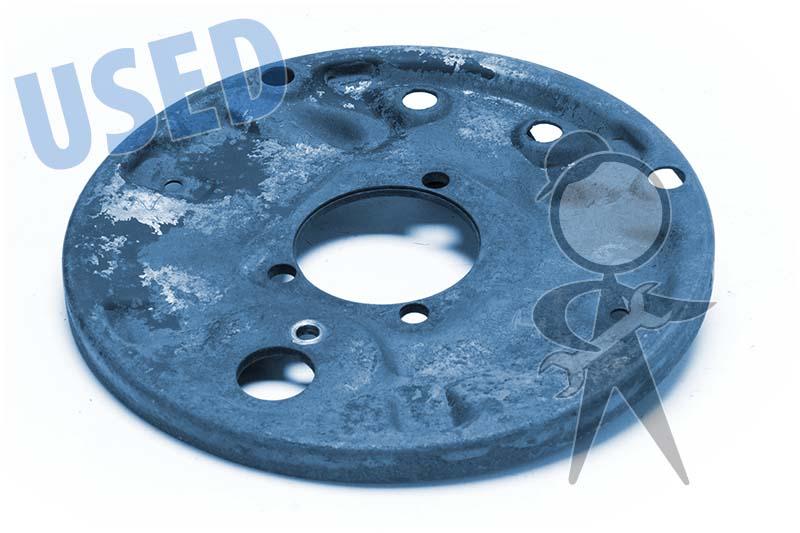 Vintage Volkswagen & VW Parts - Brake Backing Plate for ...