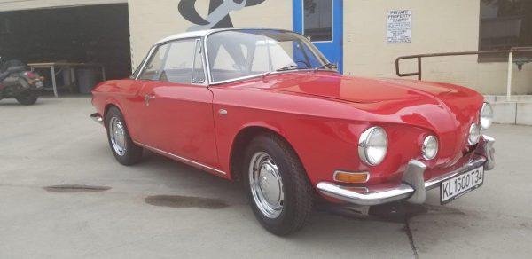 1965 Karmann Ghia T34 for sale at airhead parts