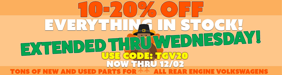 sale code tgv20
