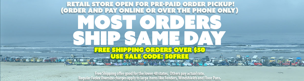 free shipping code : 50FREE - orders over $50